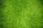 Green grass, lawn top view