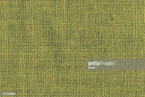 Green grunge canvas texture