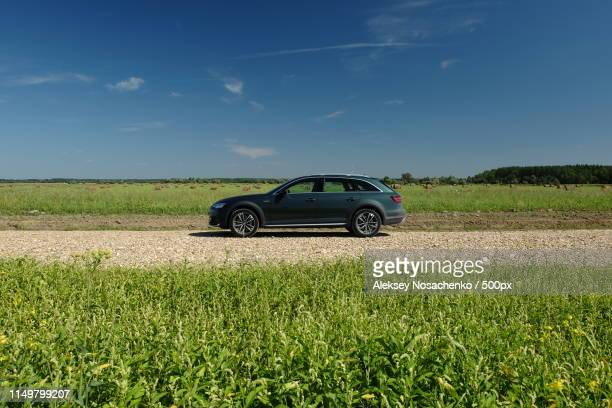 green is the new black - country road stock pictures, royalty-free photos & images