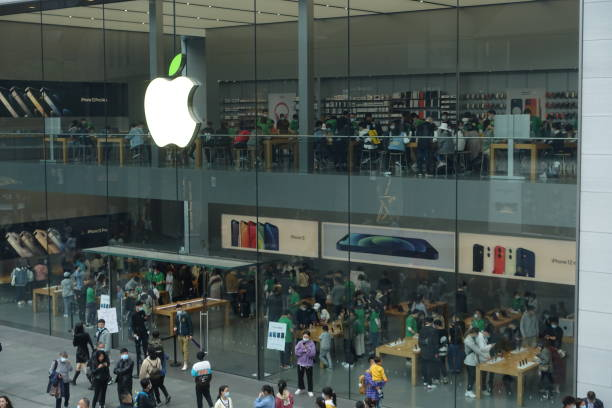 CHN: Apple Marks Earth Day 2021