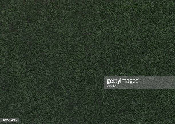 green leather. - leather stock photos and pictures