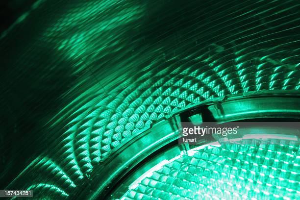 Grüne Light