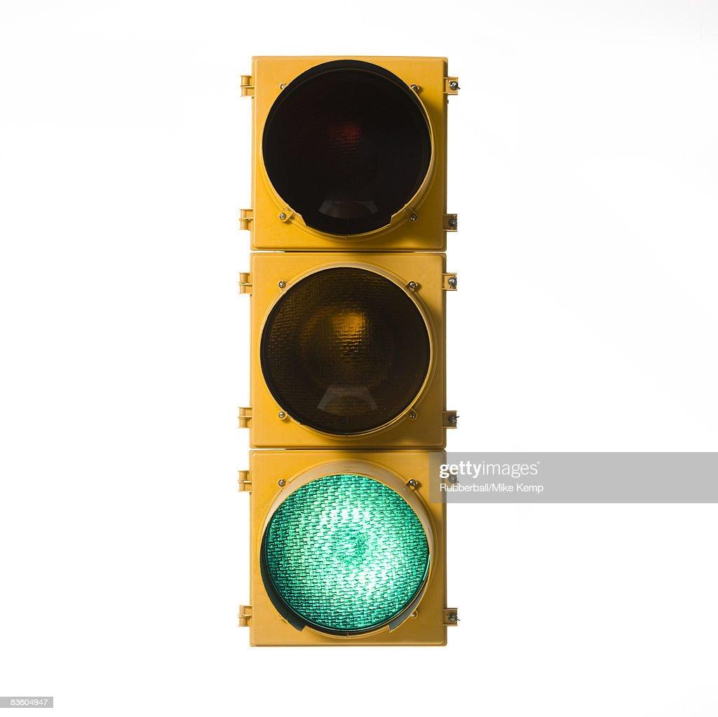 green light : Stock-Foto