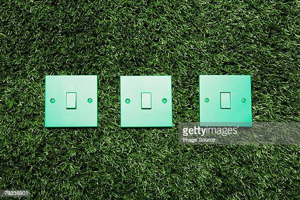 Green lightswitches