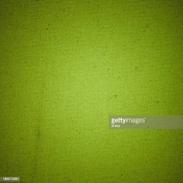 green linen canvas