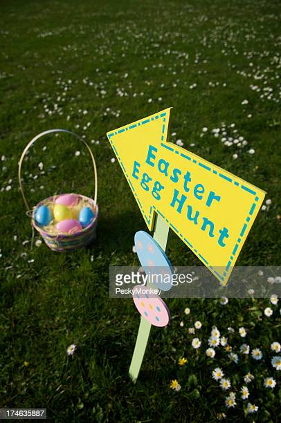 Green Meadow Easter Egg Hunt