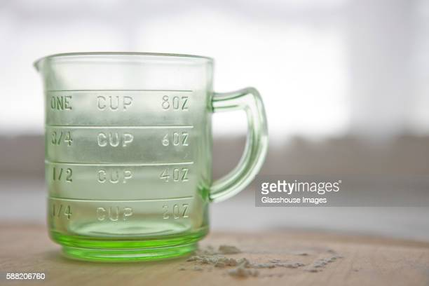 Green Measuring Cup