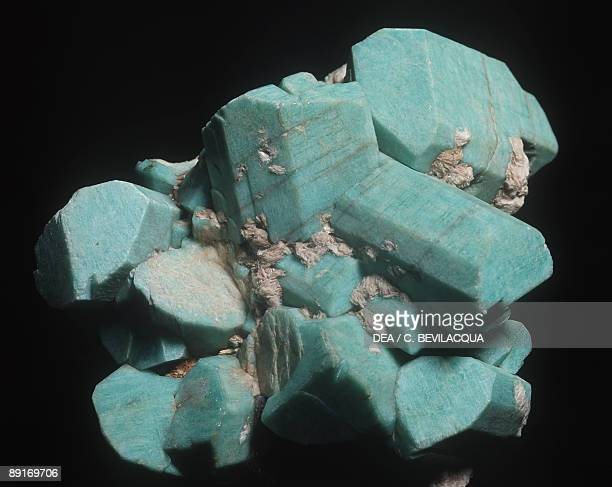 Green Microcline