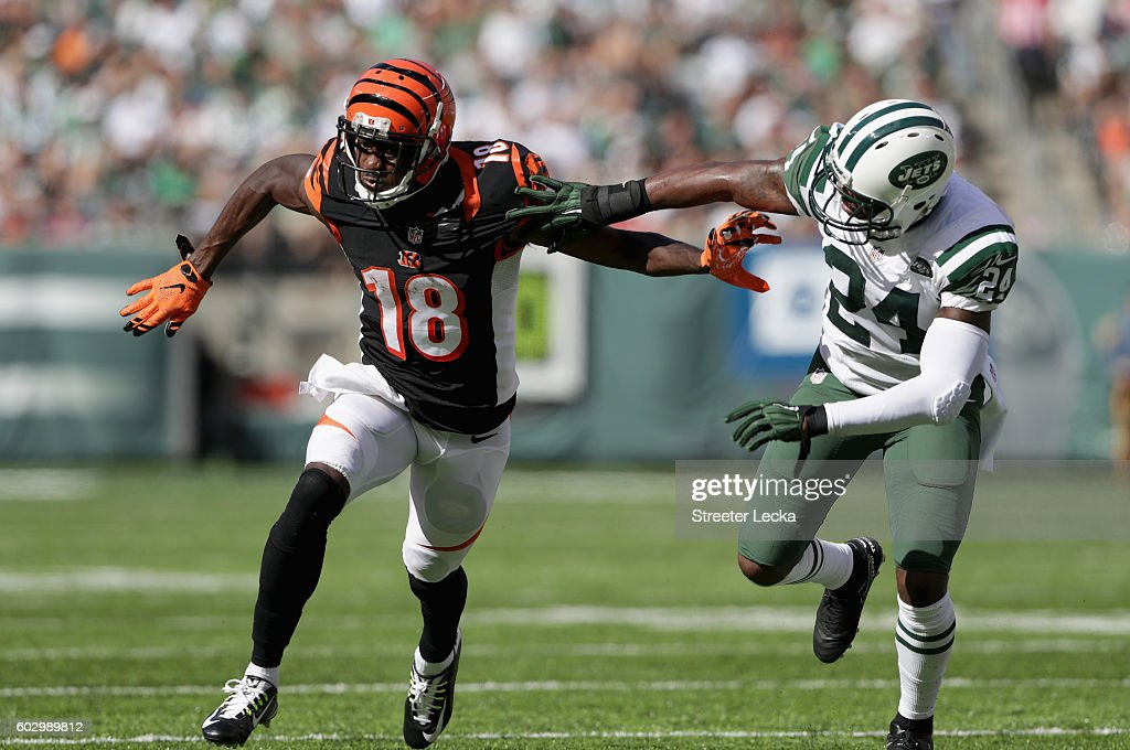 Cincinnati Bengals v New York Jets : News Photo