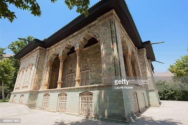 Green palace, Sa'dabad Palace, Tehran, Iran