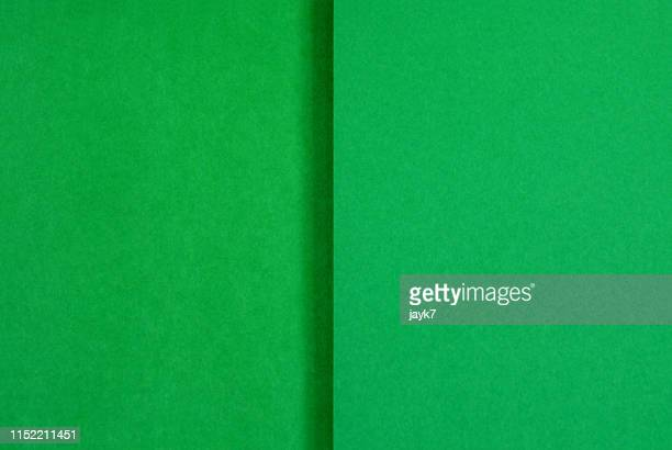green paper background - grüner hintergrund stock-fotos und bilder