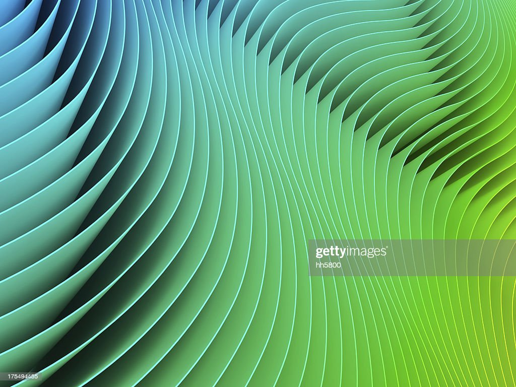 Green paper background : Stock Photo