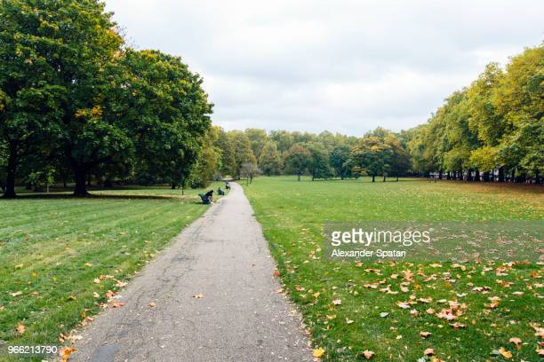 green park in london, england, uk - public park stock photos and pictures