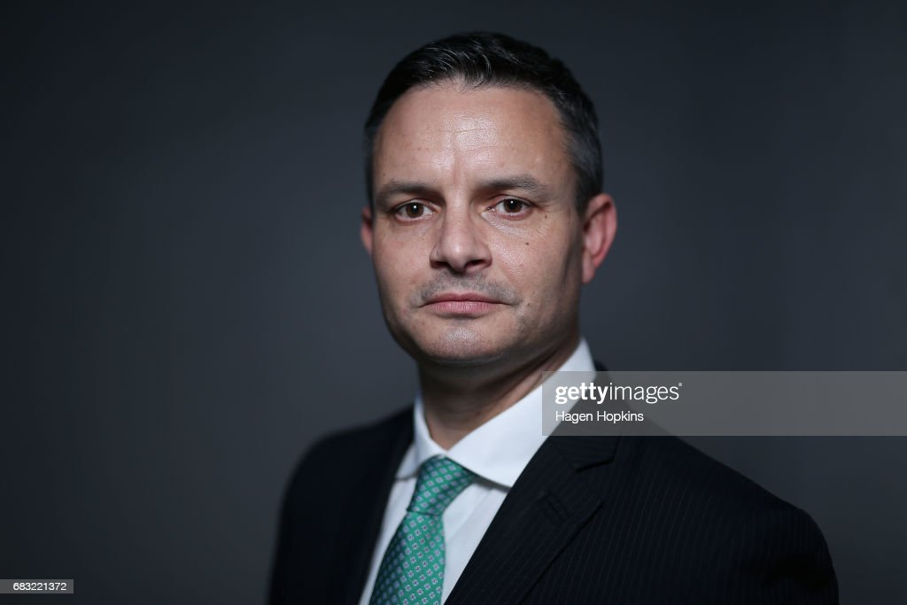Portraits Of Green Party Leaders