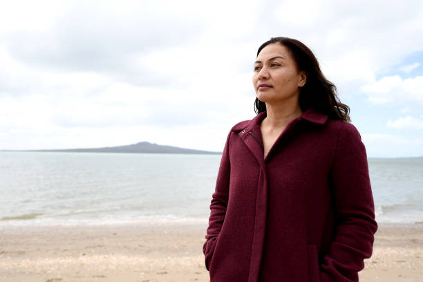 NZL: Green Party Co-leader Marama Davidson Responds To Reports Of Shark Finning In NZ Waters