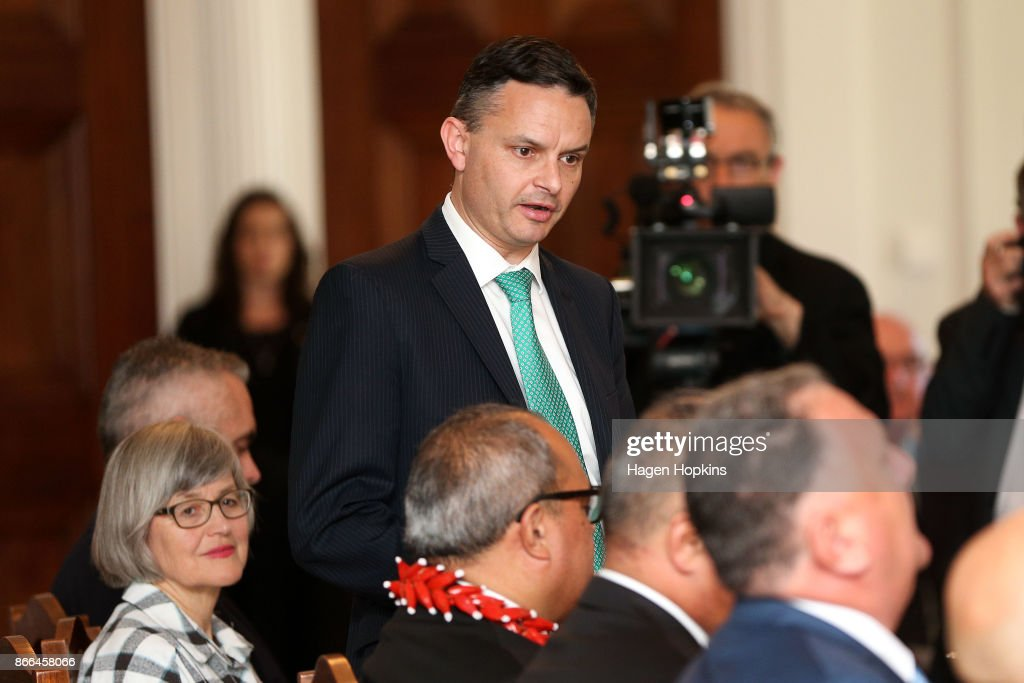New Labour Government Sworn In By Governor-General