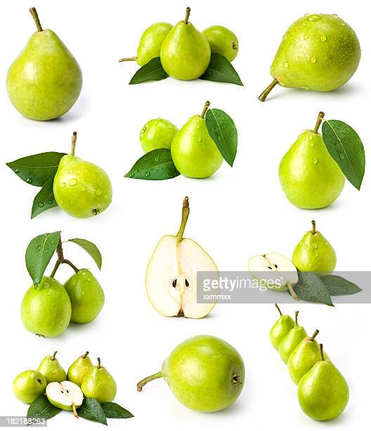 green pears collection