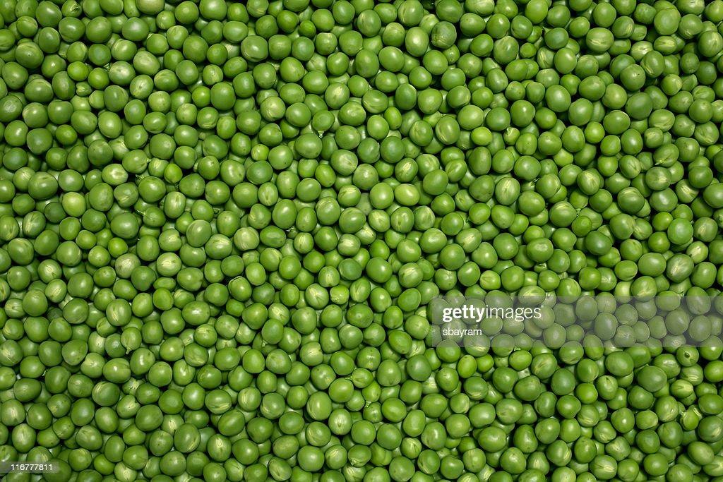 Green peas : Stock Photo