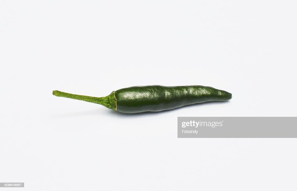 Green pepper,chili vegetable : Stock Photo