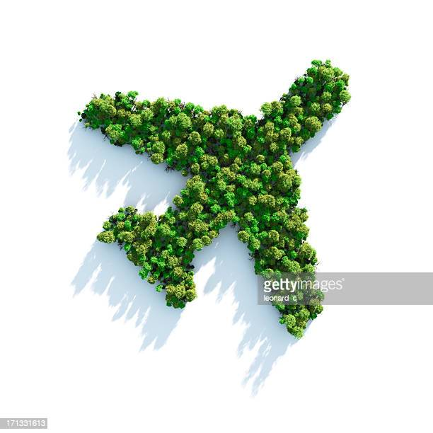 green plane - environmental conservation stock pictures, royalty-free photos & images