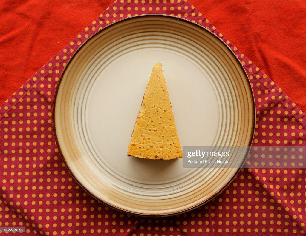 Hubbard squash cheesecake : News Photo