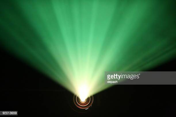 green projector - projection equipment stock pictures, royalty-free photos & images
