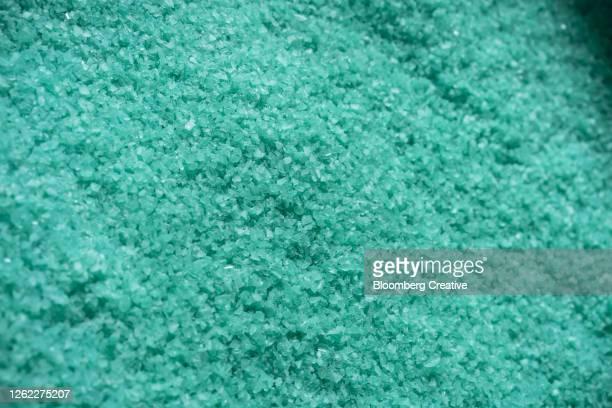 green pvc pellets - ポリマー ストックフォトと画像