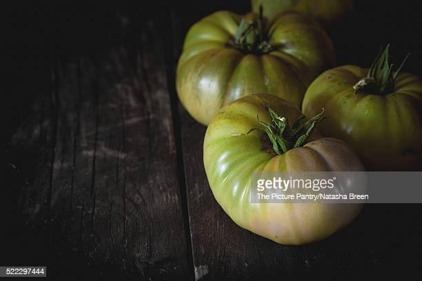 Green RAF tomatoes