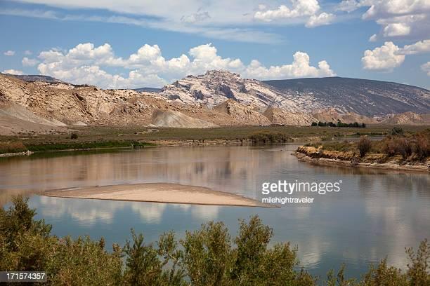 Green River und Dinosaur National Monument, Colorado