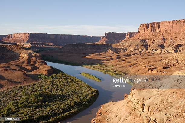 green river. - utah stock pictures, royalty-free photos & images