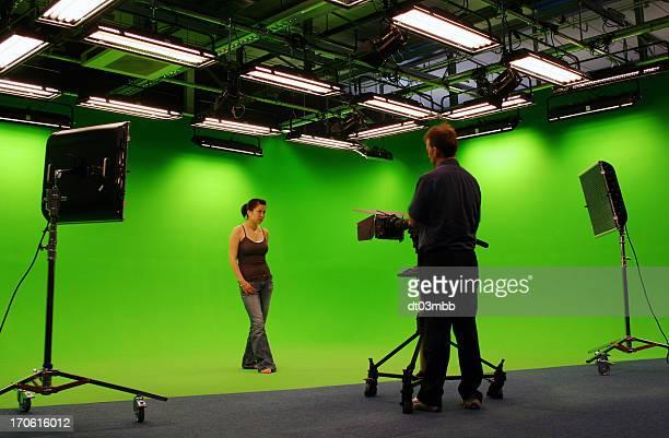 salle verte - actrice photos et images de collection