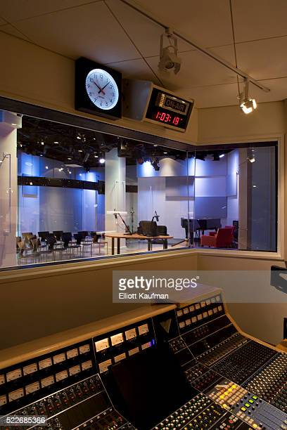 WNYC Green Space Studio, New York