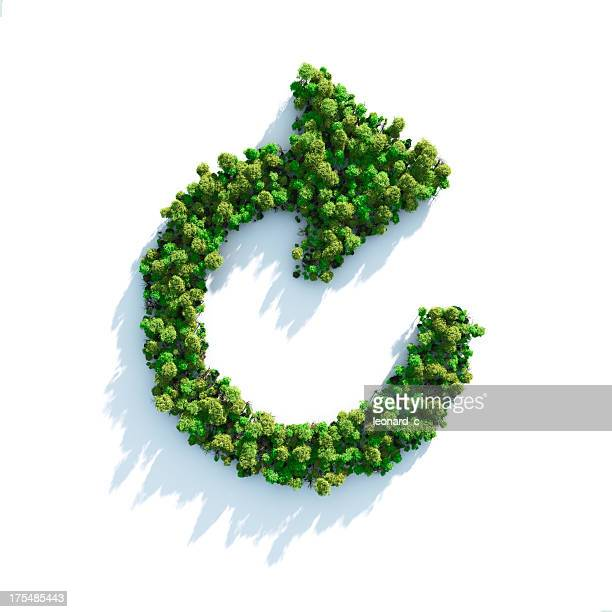 green step forward - carbon dioxide stock pictures, royalty-free photos & images