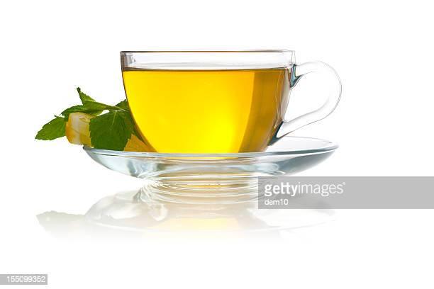 té verde - hoja te verde fotografías e imágenes de stock