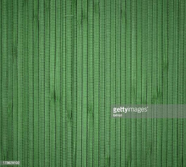 green thatch bamboo strips - bamboo material stock photos and pictures