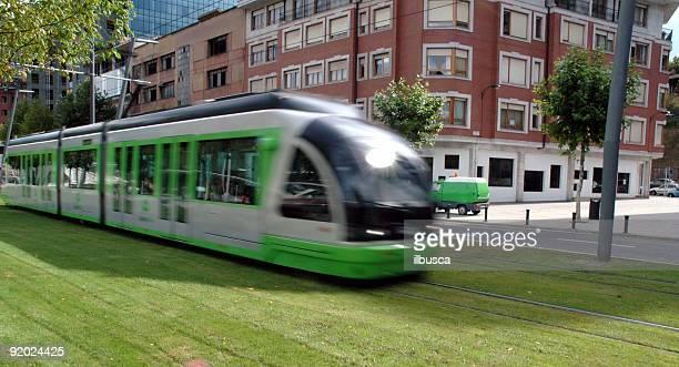 Verde tranvía