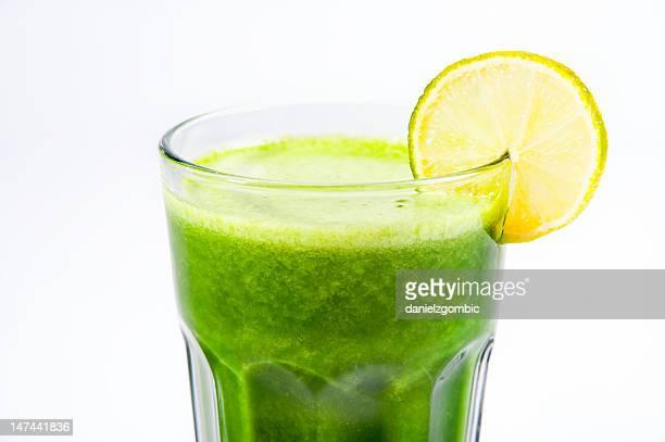 Grüne Gemüsesaft