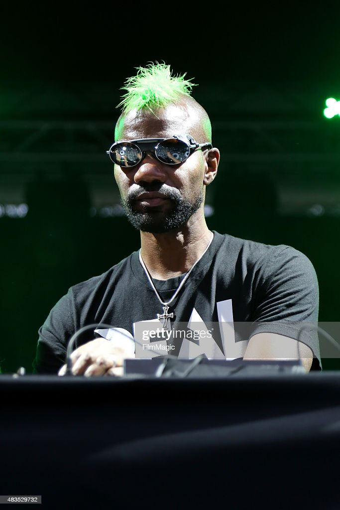 DJ Green Velvet performs at the Panhandle Stage during day 3 of the 2015 Outside Lands Music And Arts Festival at Golden Gate Park on August 9, 2015 in San Francisco, California.