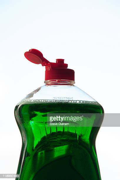 Green Washing Up Detergent Bottle
