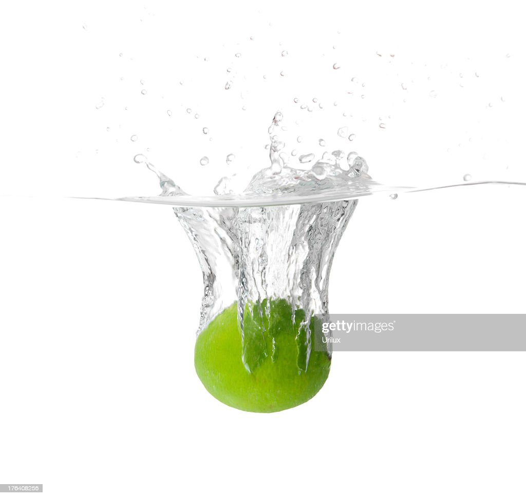 Green with vitality : Stock Photo