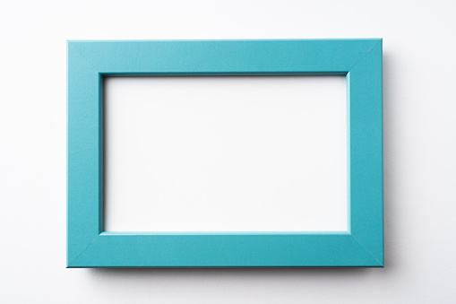 green wood frame fro mockup 1131133964