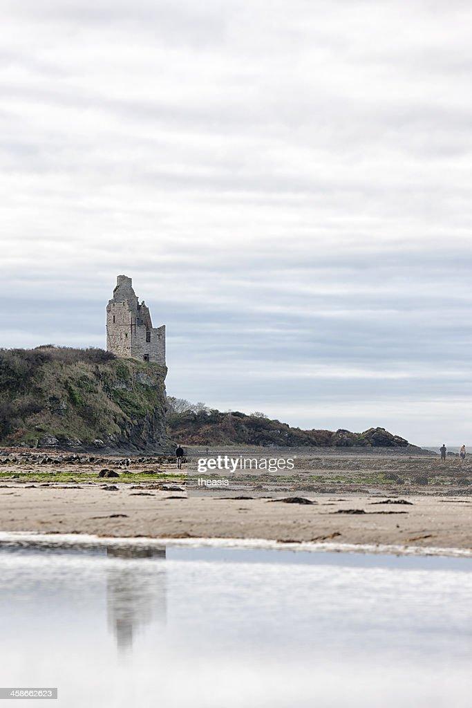 Greenan Castle : Stock Photo