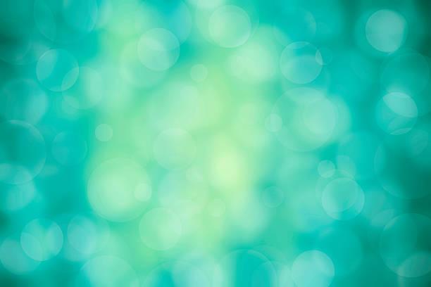 green blue defocused background