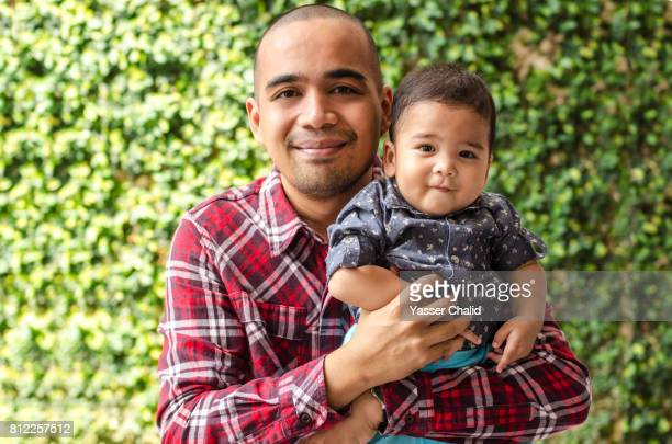 greenery - muslim boy stock photos and pictures