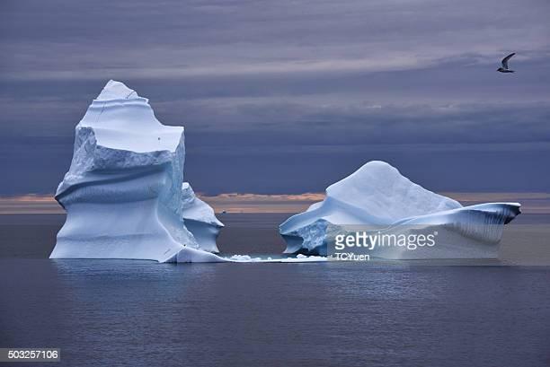 Greenland iceberg