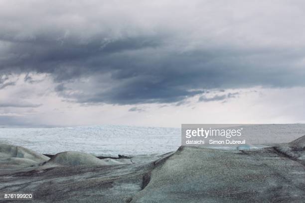 Greenland inlandsis near Point 660 - Kangerlussuaq