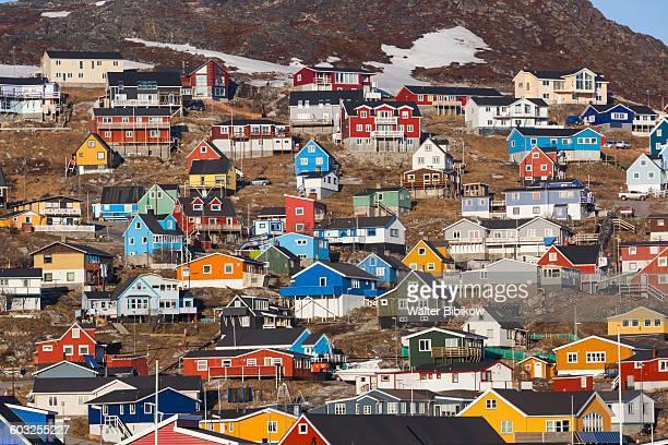 Greenland, Qaqortoq, Exterior