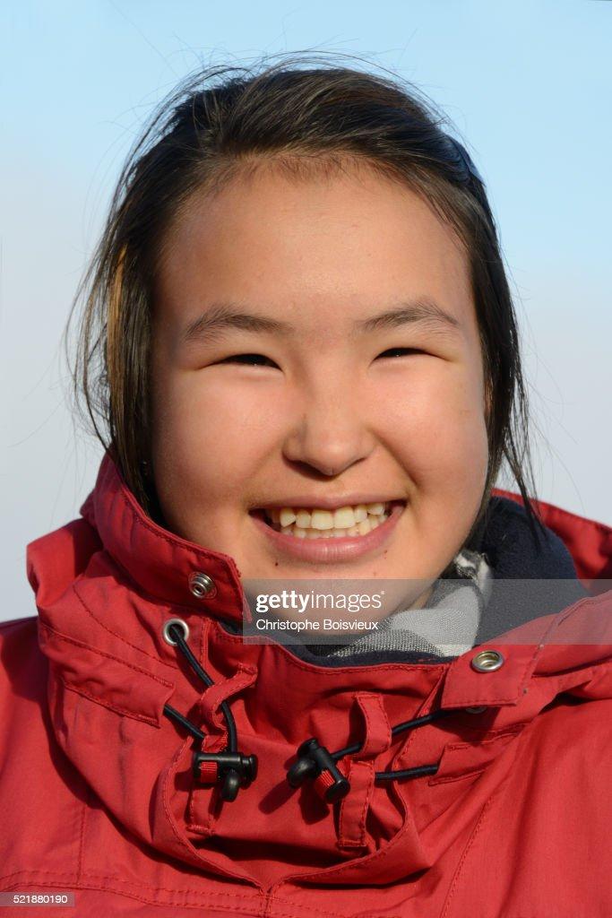 Girls in Upernavik