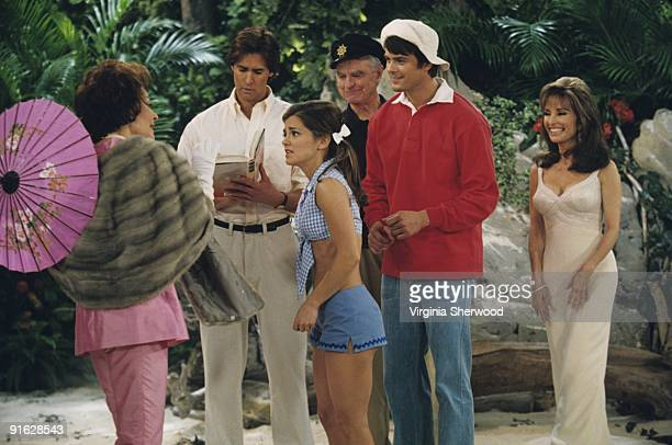 CHILDREN Greenlee's Castaway fantasy 2/19/02 Greenlee lapses in and out of consciousness dreaming she's Mary Ann on Gilligan's Island on Tuesday Feb...