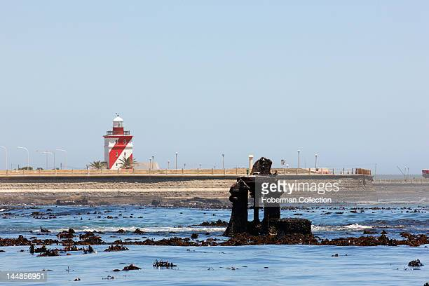 Greenpoint Lighthouse Cape Town Western Cape South Africa